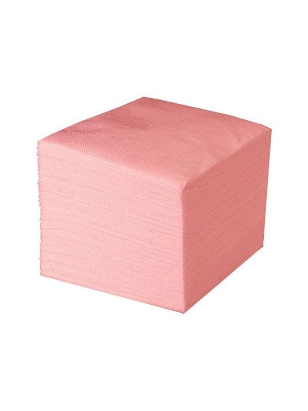 PAWA салфетки розовые 100шт